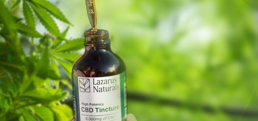 Lazarus Naturals CBD Oil [Official Review and Ranking]