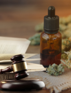 CBD Legal Aspects