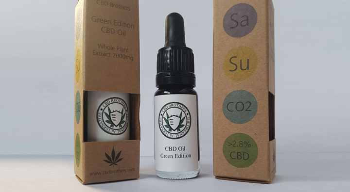 Best CBD Oil UK: Review of the Top 10 UK Brands
