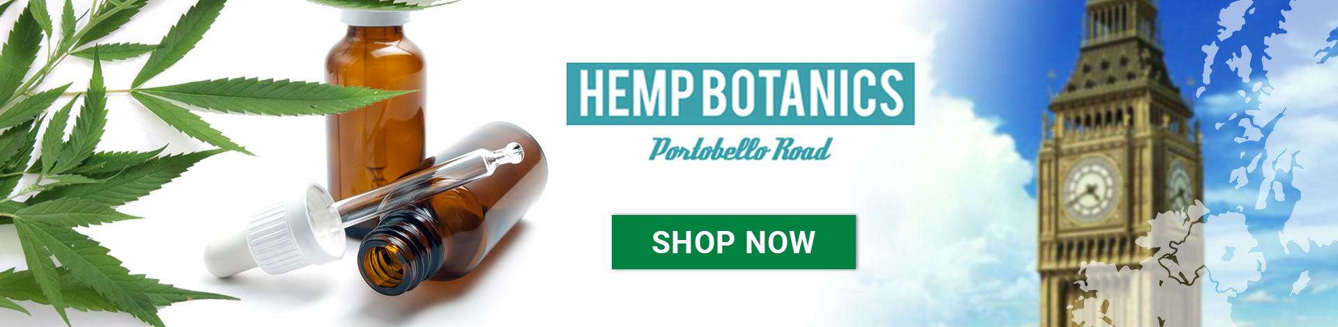 Hemp Botanics CBD Oil UK