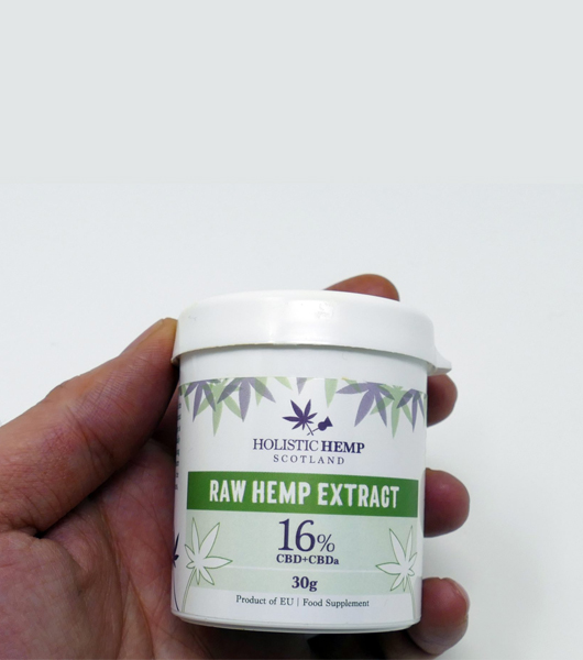 Holistic Hemp company review