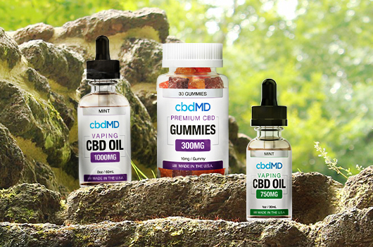 CbdMD Oil Review