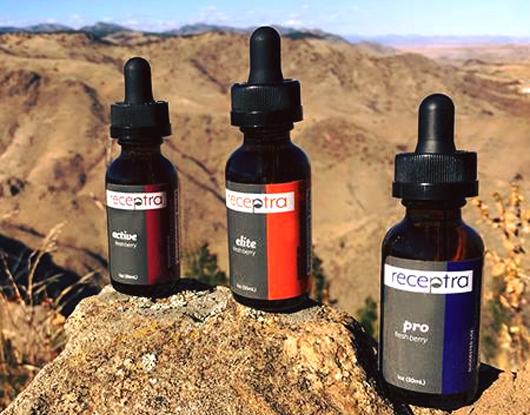 Receptra Naturals CBD