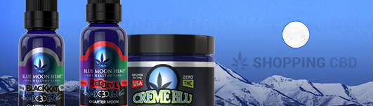 blue moon hemp cbd products