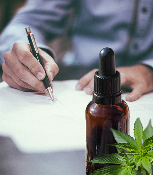CBD oils for Prostate Issues