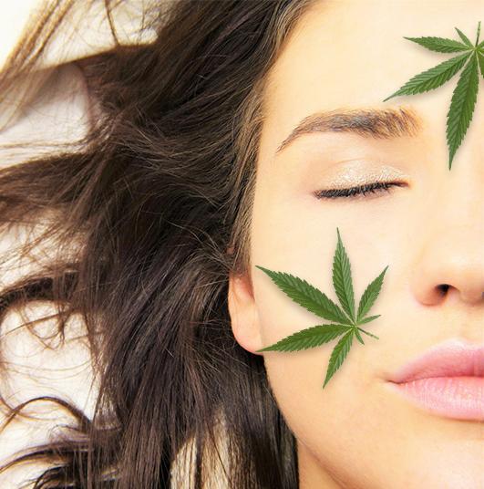 does cbd oil work for rashes on skin