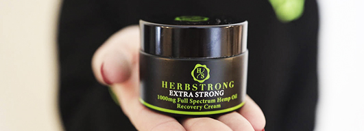 herbstrong cbd oil products