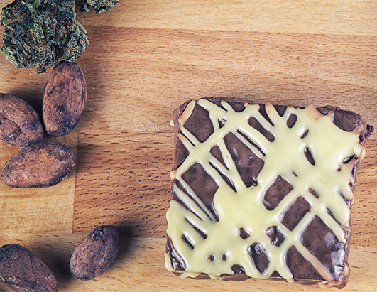 how to make cbd brownies