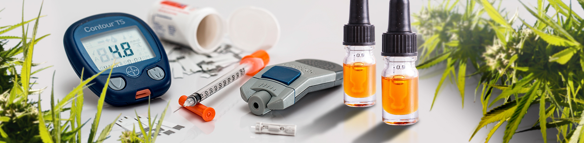 banner main CBD for Diabetes
