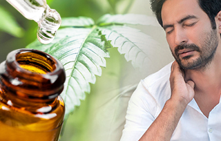 cbd oil for pain relief banner mob