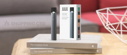 JUUL CBD Products