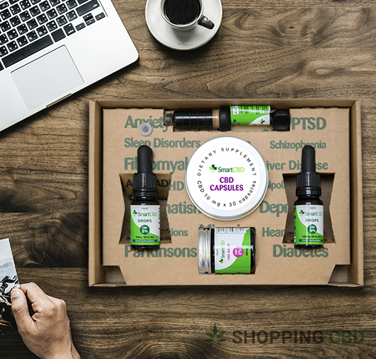 smart organics cbd oil reviews
