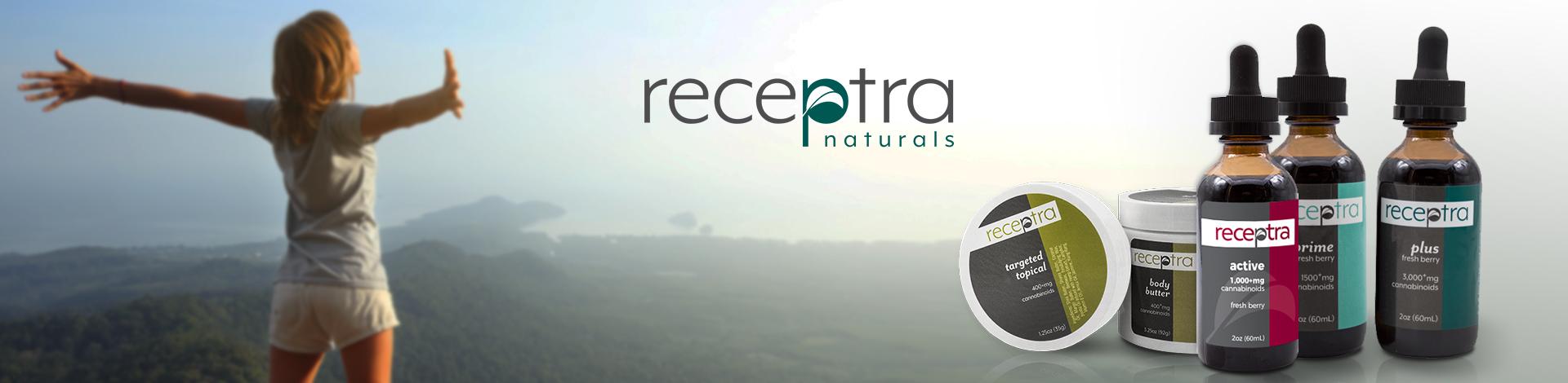 banner main Receptra Naturals