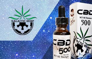 Galactic Hemp oil