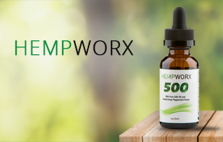HempWorx CBD Oil [Official Ranking and Review]