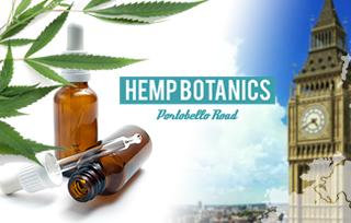 Hemp Botanics CBD Oil UK