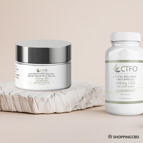 ctfo's-full-product-range