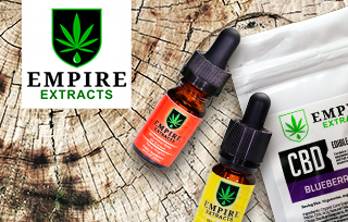 Empire Wellness - Buy CBD oil Online