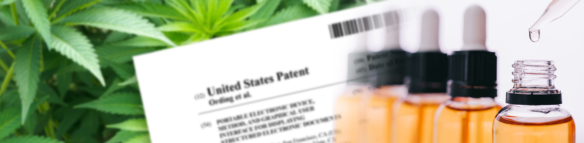 Did You Know That CBD is Patented by the U.S. Government?