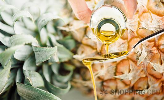 terpenes cbd pineapple express