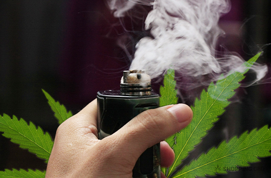 can i smoke cbd oil in a vape pen?