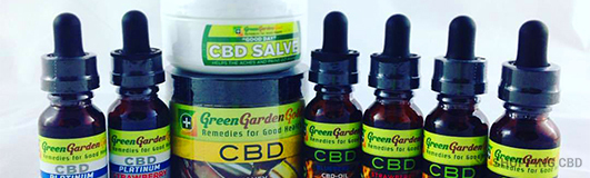 green garden gold cbd oil