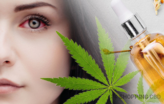 does cbd oil make your eyes red
