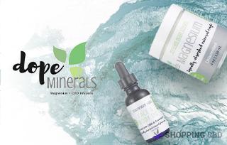 Dope Minerals CBD