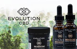 EvolutionCBD Oil