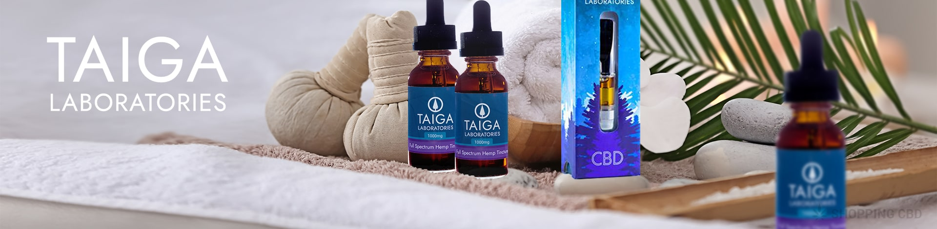 Tiaga Laboratories CBD