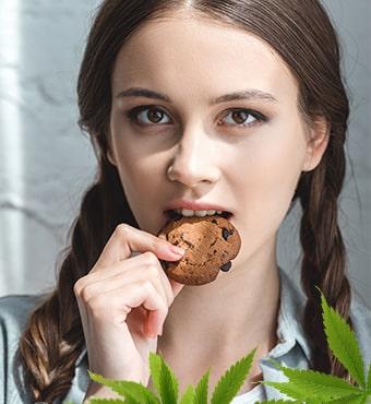 What are CBD edibles