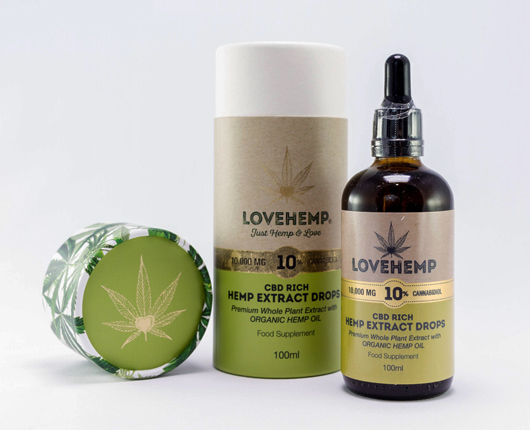 Love Hemp UK Review: Negative Thoughts