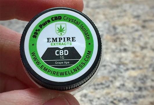 empire wellness cbd hemp flower