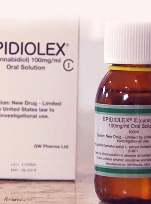 epidiolex stock