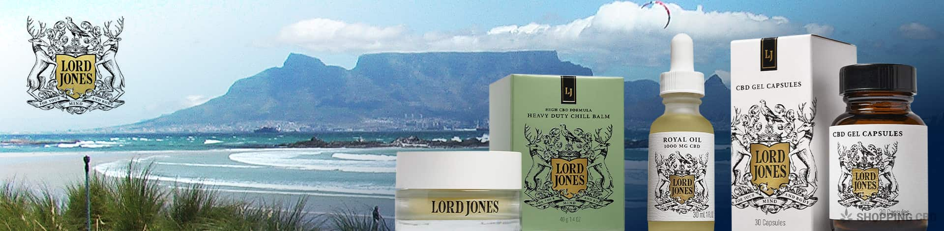 Lord Jones Royal CBD
