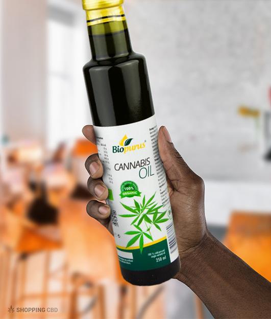 20 organic cbd oil (2000mg in 10ml) biopurus uk