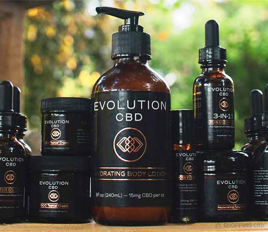 evolution cbd oil