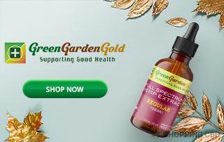 banner mob green garden gold cbd