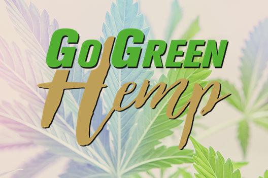 Go Green Hemp Negative Thoughts