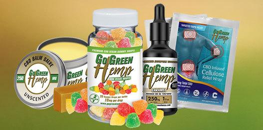 Go Green Hemp Costs