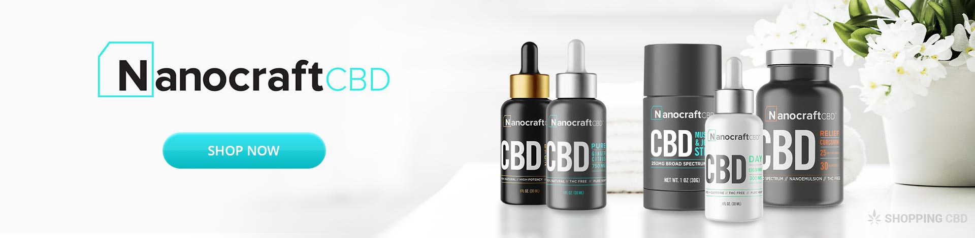 Nanocraft CBD | Products and More