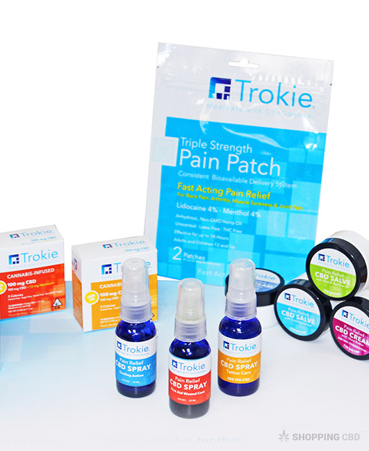 Trokie CBD: Costs