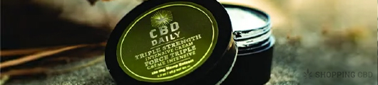 CBD Daily Negative Thoughts